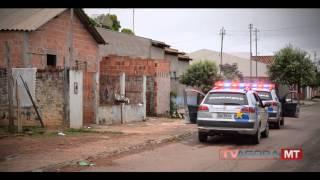 Operação da Policia Militar no Jardim Sumaré -  AGORAMT