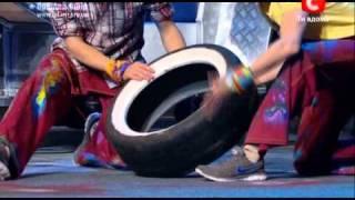 Украина Мае Талант 3 -  Колектив Ds Dynamics.avi(Коллективу более трех лет. Он состоит из креативных, одаренных и очень веселых ребят, которые дружат с самог..., 2011-04-18T20:22:48.000Z)