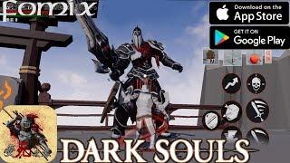 Точный клон Dark Soul на телефон Resurrection - обзор (Android Ios)