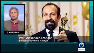 Alexander Azadgan on Asghar Farhadi's Controversial Movie -
