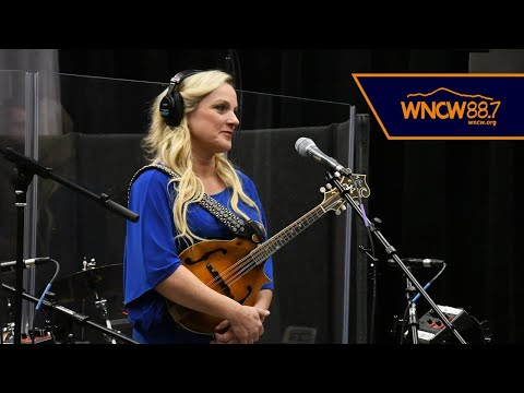 """Rhonda Vincent & The Rage - Interview After """"Are You Ready To Go?"""""""