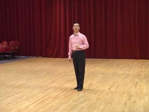 Basic Technique for Latin American Ballroom Dance