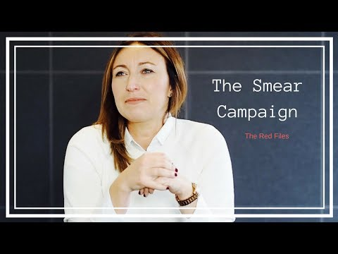 The Smear Campaign | The Red Files |Balance Psychologies