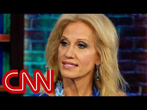 Cuomo confronts Kellyanne Conway on Trump's lie
