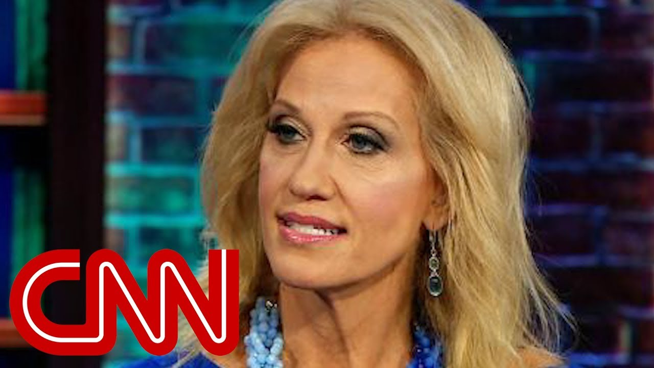 Cuomo Confronts Kellyanne Conway On Trumps Lie YouTube
