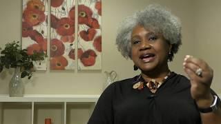 Beauty Innovator:  Angel Bonnets Shower Bonnet founder Angela Williams