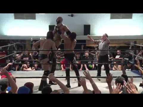 PWG - Preview - 2015 Battle of Los Angeles - Stage Three