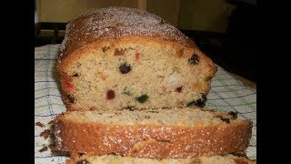 TRINIDAD Sweet Bread