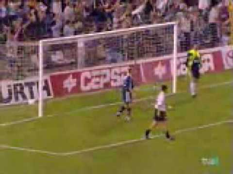 Valencia CF 6-0 Real Madrid