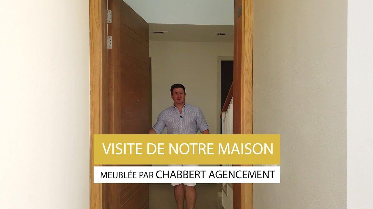 VISITE de notre MAISON à DUBAI meublée par CHABBERT AGENCEMENT !