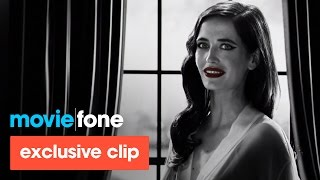 'Sin City: A Dame to Kill For' DVD Clip (2014): Eva Green, Josh Brolin
