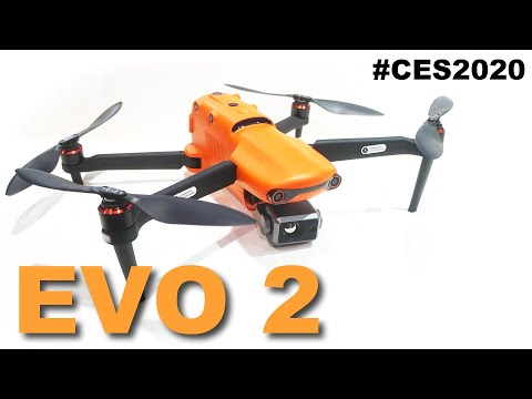 Autel Evo 2: Best Folding Drone, Ever!