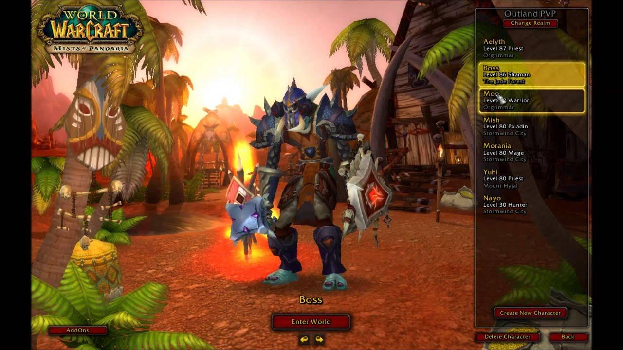 woelkercom Thema anzeigen - World of Warcraft
