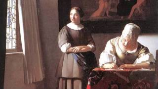 Renata McCormish - On Johannes Vermeer
