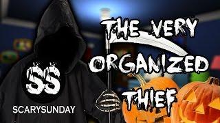 BESTER DIEB DER WELT! | Very Organized Thief (Halloween Version) - #scarysunday