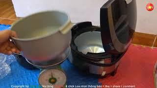 Thử đập hộp nồi cơm điện kangaroo - đánh giá so sánh nồi cơm điện kanggaroo