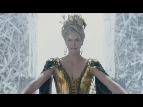 EXCLUSIVE FIRST LOOK: Charlize Theron's Son Reacts to Her 'Spicy' 'Huntsman Winter's War' Costume