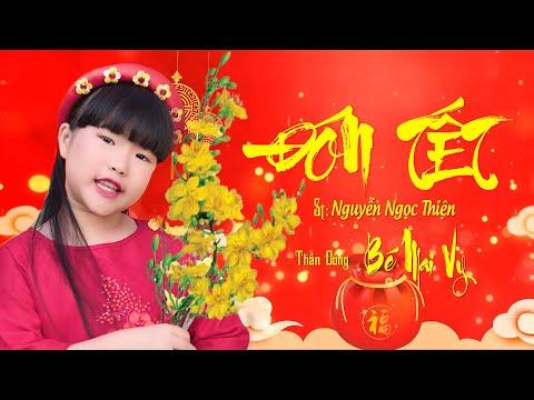 Bé Học Hát ĐÓN TẾT - Mai Vy    Nhạc Thiếu Nhi Đón Tết Tân Sửu Mới Nhất 2021 - Bé Hát Mừng Xuân