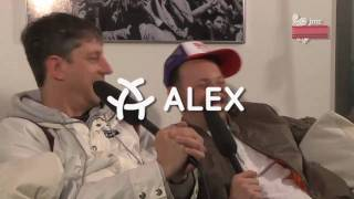 jmc spricht mit den Beatsteaks Teaser