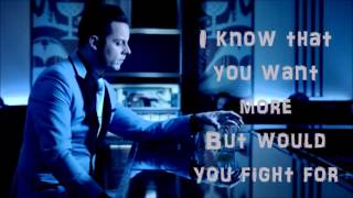 Jack White - Would You Fight For My Love? Lyrics