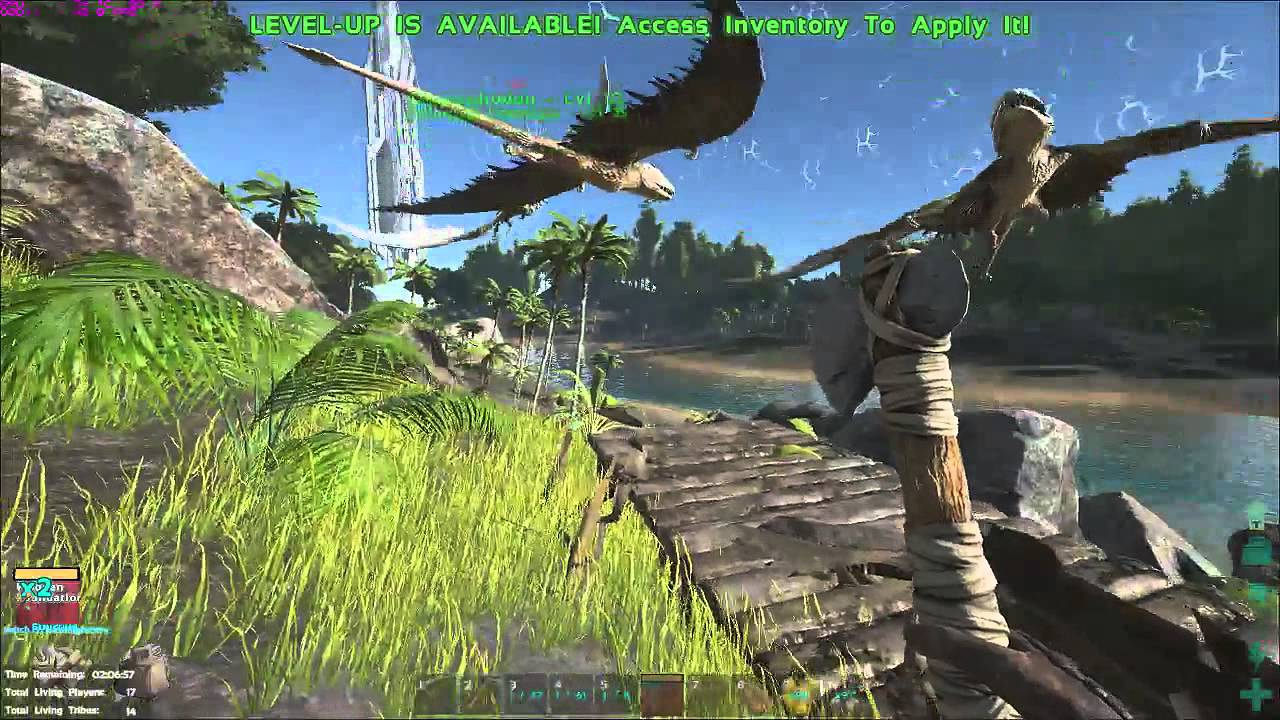how to play solo on ark