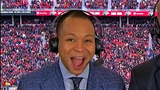 Gus Johnson's Best College Football Calls 2017