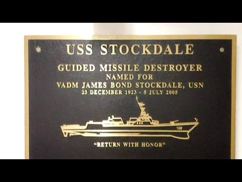 Tour of the USS Stockdale