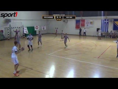 Lokomotiva Cup: PPD Zagreb - Novi Beograd