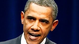 Indignant Obama Lashes Out At American Gun Insanity
