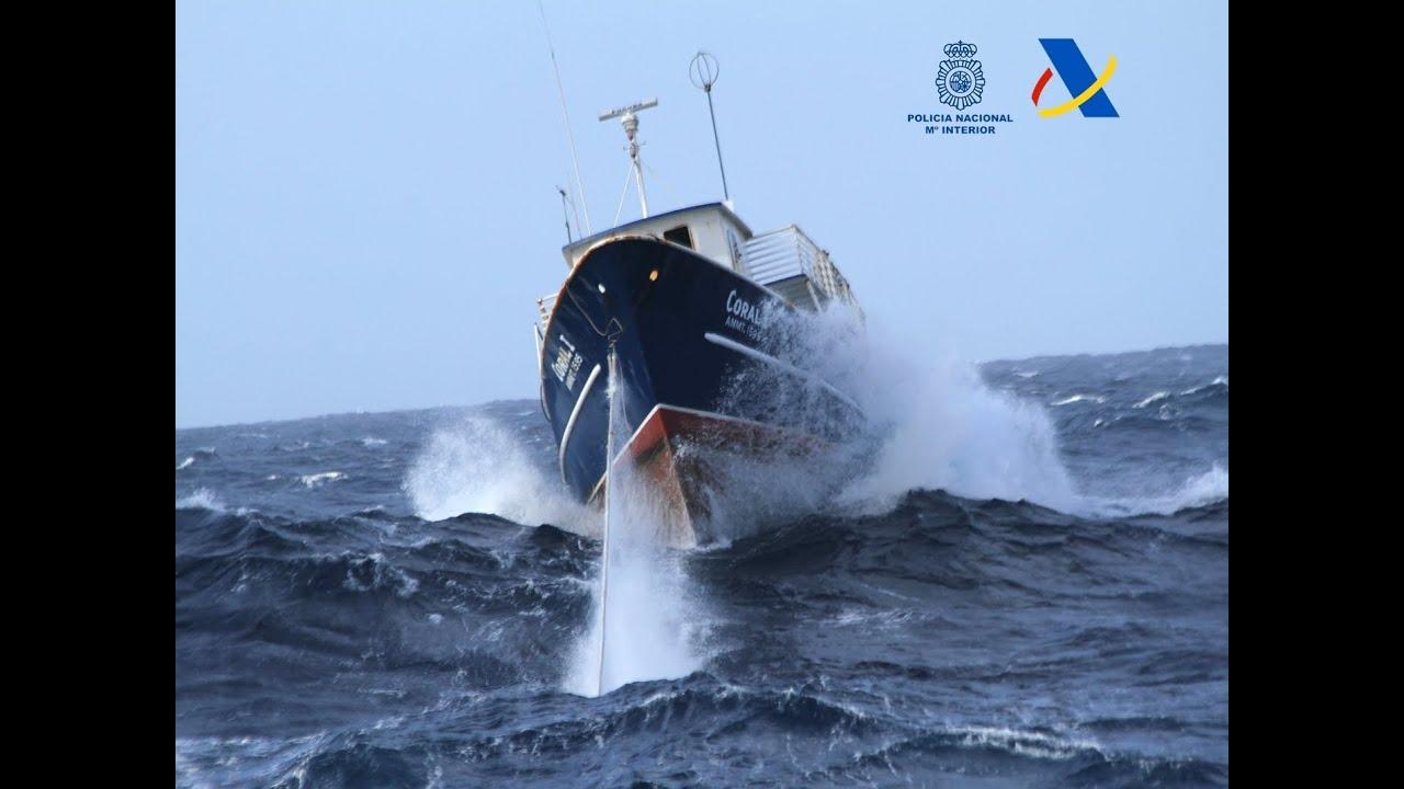 Interceptan kilos de coca na en un barco pesquero - Gran canaria tv com ...