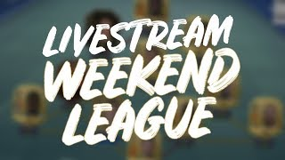 MESSI, VAN BASTEN & WEEKEND LEAGUE 🔥 FIFA 19 CZ   LIVESTREAM