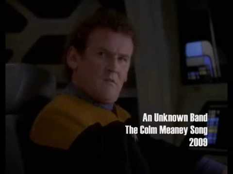 The Colm Meaney Song - An Unknown Band