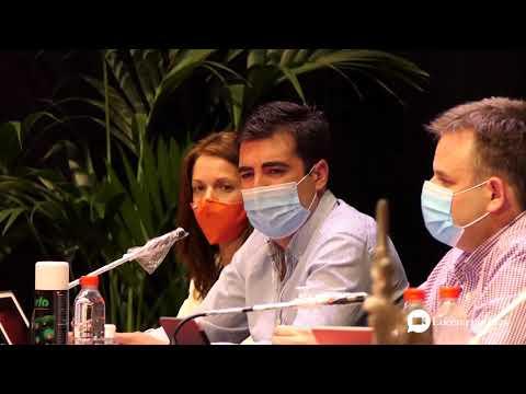 VÍDEO: Ciudadanos asegura en el pleno que no se han entendido sus denuncias sobre acoso laboral