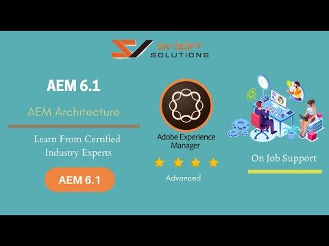 AEM Training Tutorial for Beginners   AEM Architecture
