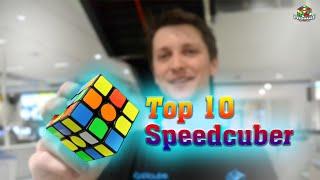 Top 10 những người giải rubik nhanh nhất thế giới (5/2019)