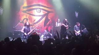 Moonspell a l usine Istres 09.12.2016