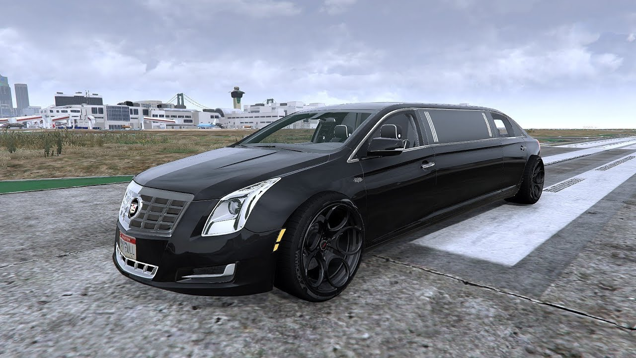 review-----cadillac xts limousine royale 2016 - youtube