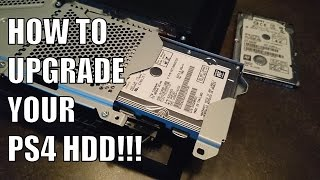 How to upgrade your PS4 HDD!!! (Nyko Databank sucks!!)