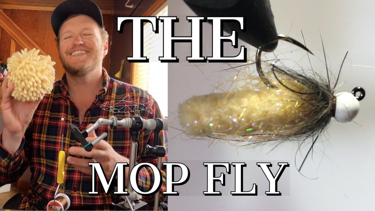 Tying a Mop Fly
