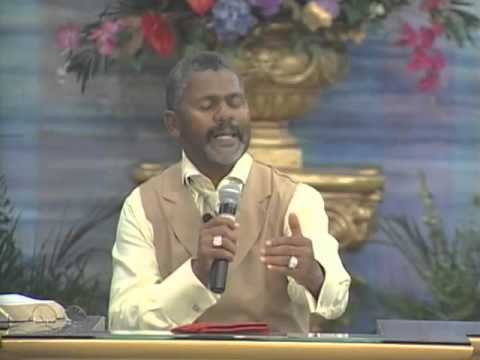 Making a decision that will determine your destiny BISHOP RON M. GIBSON