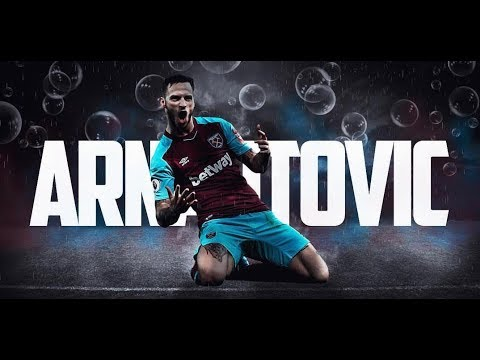 Marko Arnautovic  - Welcome to Chelsea? - 2018/2019 Skills and Goals West Ham