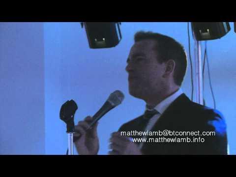 Matthew Lamb Jazz, Swing, & Big Band Vocalist