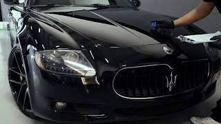 Maserati Quattroporte Sport GTS Detail