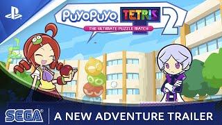 Puyo Puyo Tetris 2 | A New Adventure Trailer | PS4