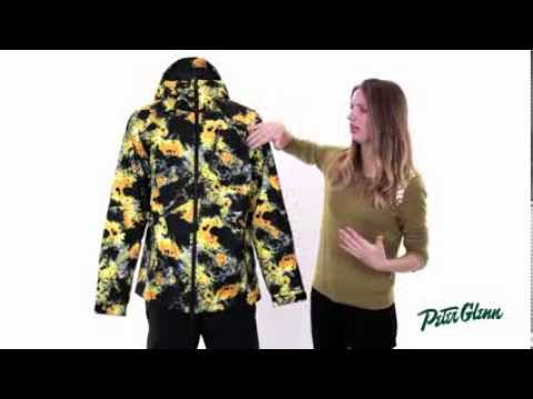 7110cffad0c1 Nike Men s Kampai 2.0 Print Snowboard Jacket Review by Peter Glenn ...