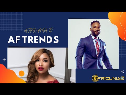 AF TRENDS Ep2 | Iyanya; Mercy Aigbe; Desola Afod; Tonto Dikeh