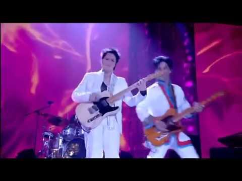 Prince Purple Rain Brit Awards 2006