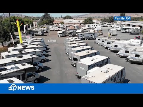 RV living explodes amid housing uncertainty in COVID-19 pandemic