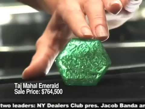 Rapaport, October 21, 2009: Diamond Jewelry Sell Big at Christie's and Sotheby's