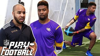 How to Workout Like Odell Beckham Jr.: Improve Core Strength, Speed, & Ability to Beat Press